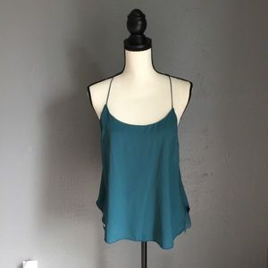 INTIMATELY FREE PEOPLE DOUBLE LAYER TANK
